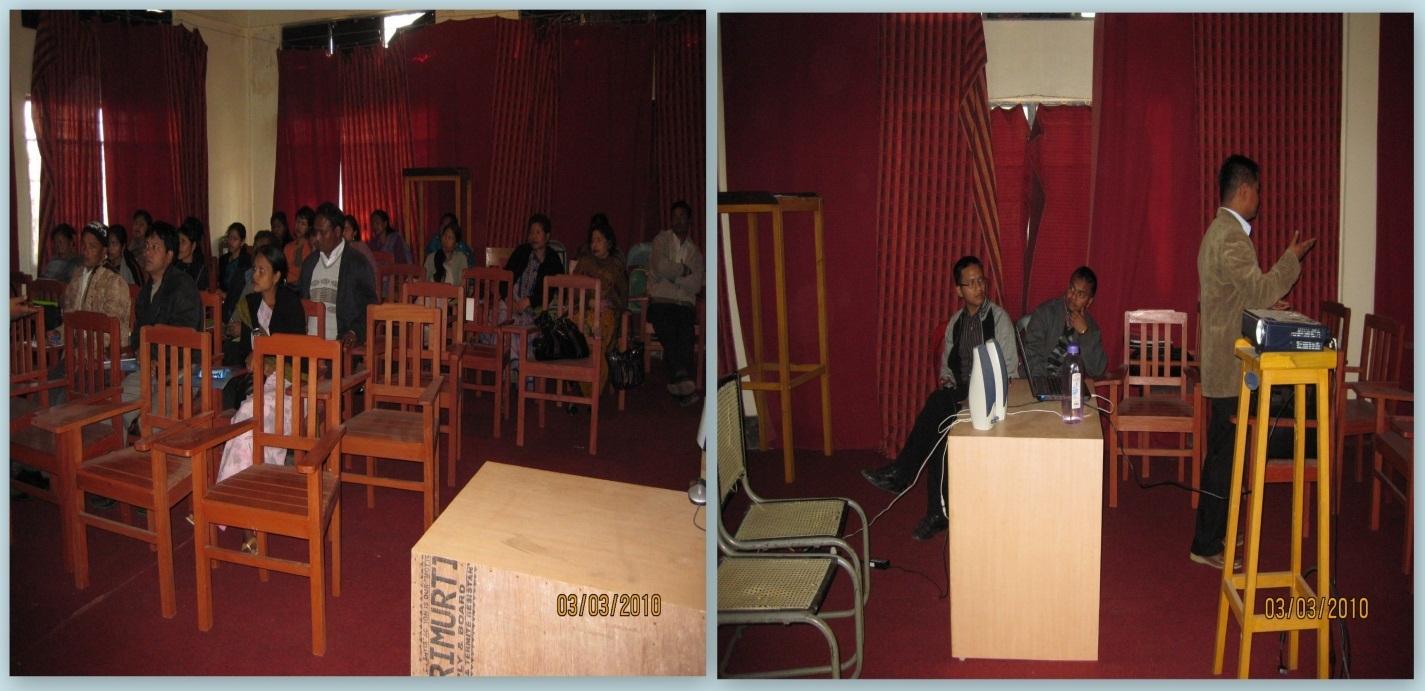 Awareness Program on the Use of EDUSAT image 2010